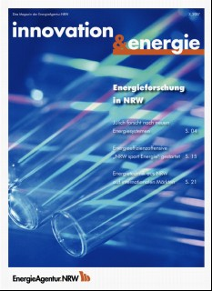 Vorschaubild 1: innovation & energie 03/2007