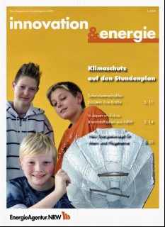 Vorschaubild 1: innovation & energie 2/2008