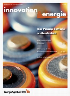 Vorschaubild 1: innovation & energie 01/2009