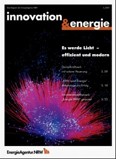 Vorschaubild 1: innovation & energie 4/2007