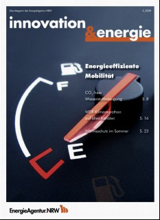 Vorschaubild 1: innovation & energie 3/2008