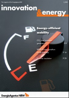 innovation & energie 03/2008 - englische Version